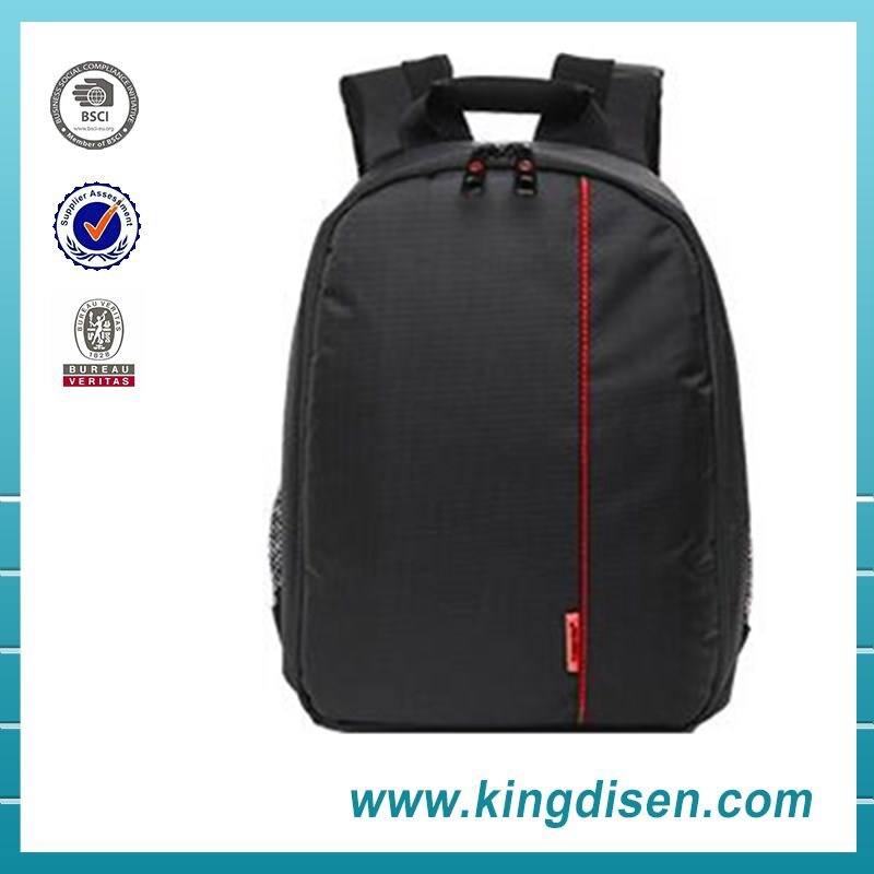OEM waterproof polyester canvas DSLR camera bag