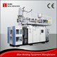 Strict Quality Check Factory European Standard Oil Tank Making Glass Blow Molding Machine