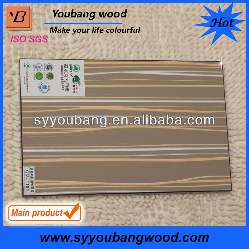 uv coating panel for kitchen cabinet doors only