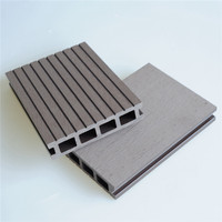 with 15 years warrantee wpc composite decking grey