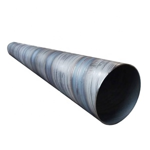 Hot Sale Carbon Steel China SSAW Spiral Welded Steel Pipe Tube 4""
