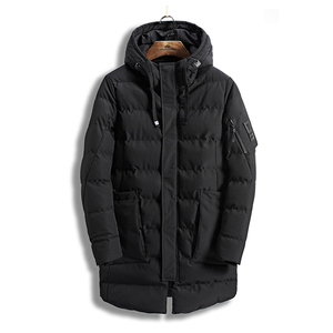 low cost slim fit warm stylish snap on coat