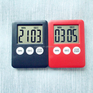 Electronic lcd digital timer kitchen timer small digital kitchen timer