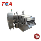 automatic industrial fryer machine for frying banana chips