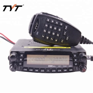 TYT TH-9800 Quad Band mobile radio 29/50/144/430MHZ 800CH Mobile Car gam  Radio transceiver+Programming Cable