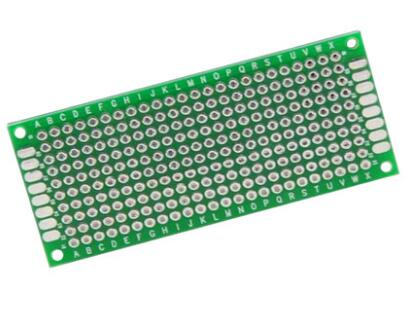 3*7cm Double-sided HASL universal plates Universal circuit boards <strong>Hole</strong> plate Experiments of bread plates 2.54mm