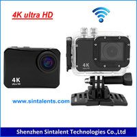 Mini WiFi 4K sports Action Camera Ultra HD Waterproof digital Camera H10