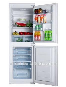 Doppeltür Tiefkühlschrank, Kein Frost Kombi Kühlschrank, Kühlschrank Mit  Direktkühlung