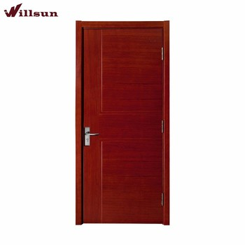 Solid core wooden flush door with architraves for bedroom  sc 1 st  Alibaba & Solid Core Wooden Flush Door With Architraves For Bedroom - Buy ...