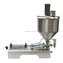 small semi automatic small-scale liquid filling machine