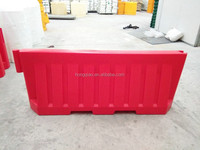 2000mm Plastic Water Filled Road Safety Barrier Crash Barrier