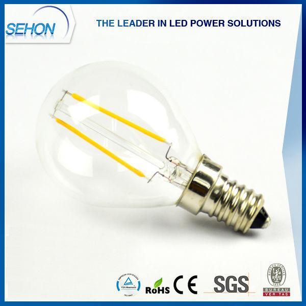 china made g45 g165p45 led bulb e14 e12 2w 3w 4w