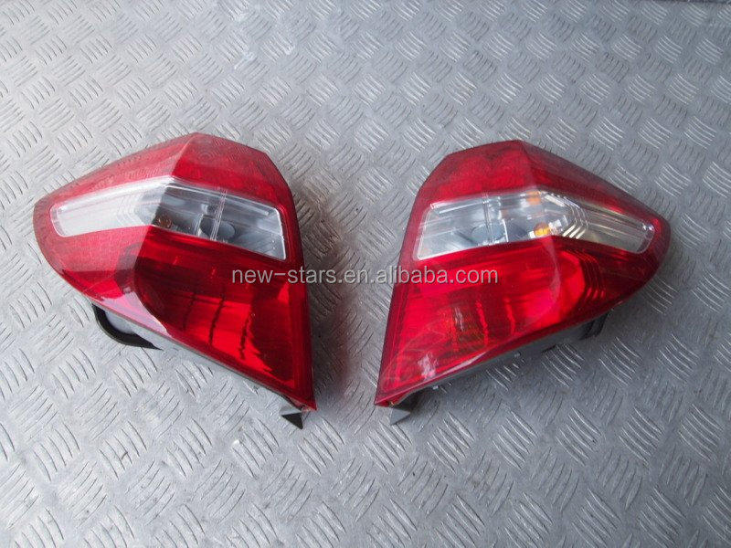 USED JDM LED taillights Lamps OEM for 09-10 Kouki Fit Jazz GE6 GE8 Rs L15A