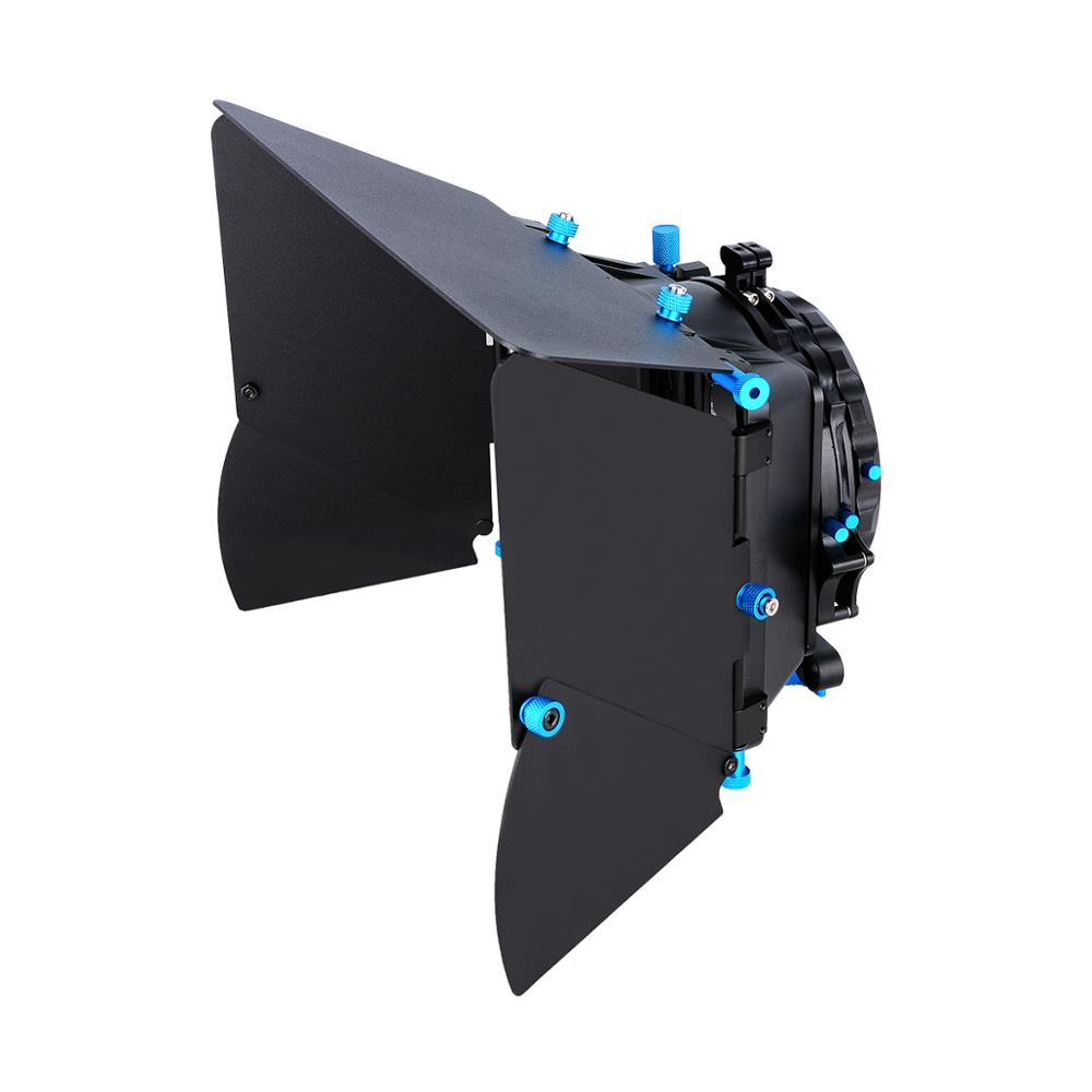 YELANGU Профессиональный фотографический алюминиевый сплав M2 камера Матовая коробка костюм мм 100 мм объектив