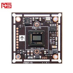 High definition AHD PCB board 2MP 1080P CCTV AHD board camera module