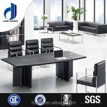 F04 Portable Conference Table Conference Table Wire Management High