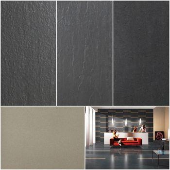 TONIA Stone Texture Homogeneous Tile Porcelain Floor Tiles ...