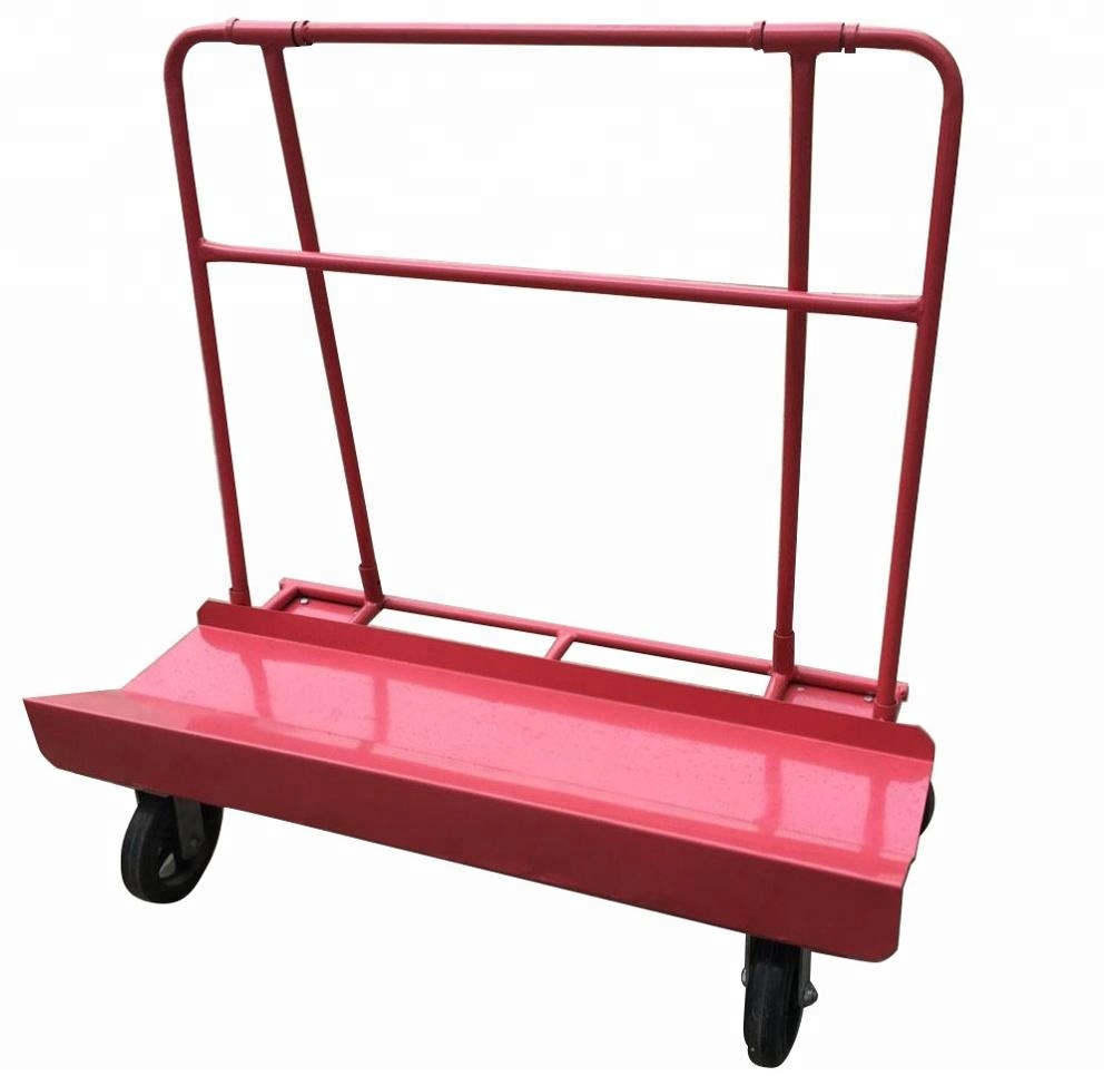 1000 £ Heavy Duty Handhabung Blatt rock Blatt Panel Trockenbau Trolley Warenkorb GT110A