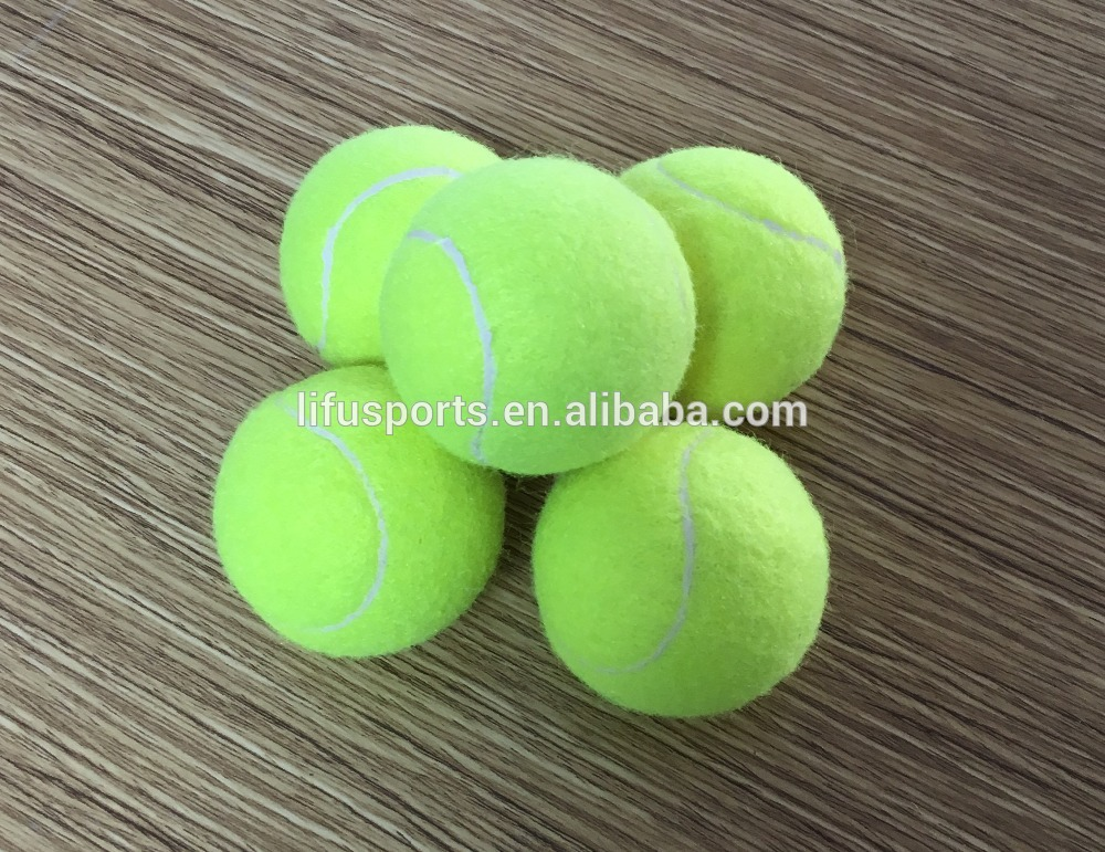 good quality personalized tennis ball with low price
