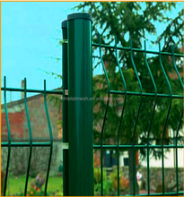 China FACTORY professional high quality ISO & CE clear panel fences 4x4 Galvanized Welded Wire Mesh