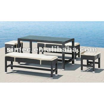 Wicker Rattan Home Beach Bar Furniture