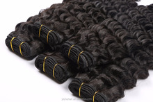 Top 10A Unprocessed Deep Wave 100% Natural European Hair Extensions