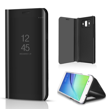 cheap for discount 6aecc 59c63 Mirror Cover Shell With Stand Flip Case For Huawei P20 Mate 8 9 10 Pro P10  P9 P20 Lite P30 Pro - Buy Mirror Cover,Flip Mirror Case For Huawei,Flip ...