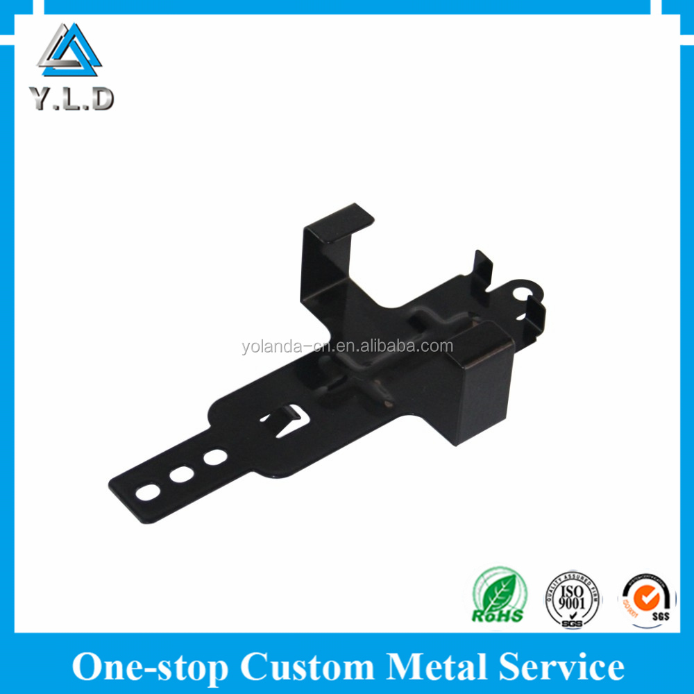 Small Order Welcomed Customized Powder Coating Aluminum Brackets For Sports Equipment