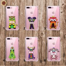 WR Customized Cartoon 12 Chinese Zodiac Signs Phone Cover Creative Plastic Phone Case for Huawei M8