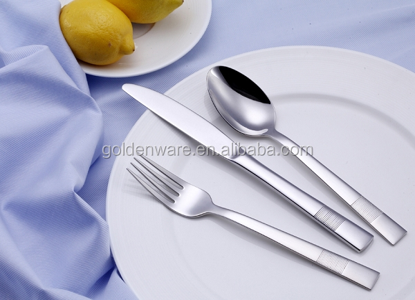 GW-G149 2016 Hot New Latest color stainless steel cutlery knife