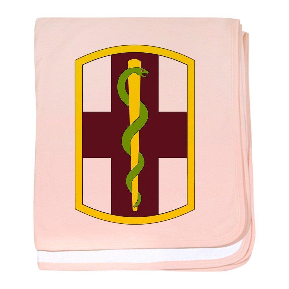 CafePress - 1St Medical Brigade SSI - Baby Blanket, Super Soft Newborn Swaddle