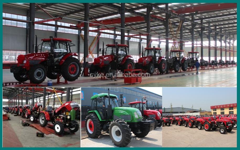 China Top Brand Taishan Tractor Cheap Mini Farm Tractor For Sale ...
