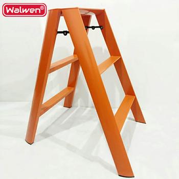 A Frame Ladder Sizes Husky Step Ladder 3 Step Aluminum Folding Ladder Chair  - Buy 3 Step Aluminum Ladder,Folding Ladder Chair,Husky Step Ladder ...