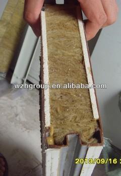 Handmade rockwool insulation sandwich panel with gypsum for Rockwool insulation panels