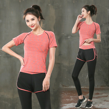 Sport Exercise Active Gym Wear Women Athletic Clothing Ladies Sportswear Fitness Clothing Buy Pretty Lady Clothingfitness Clothing Womenladies