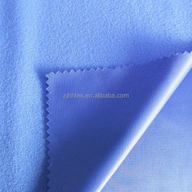 220GSM 100% Polyester warp knitted tricot lining fabric, air permeable fabric, garment materials
