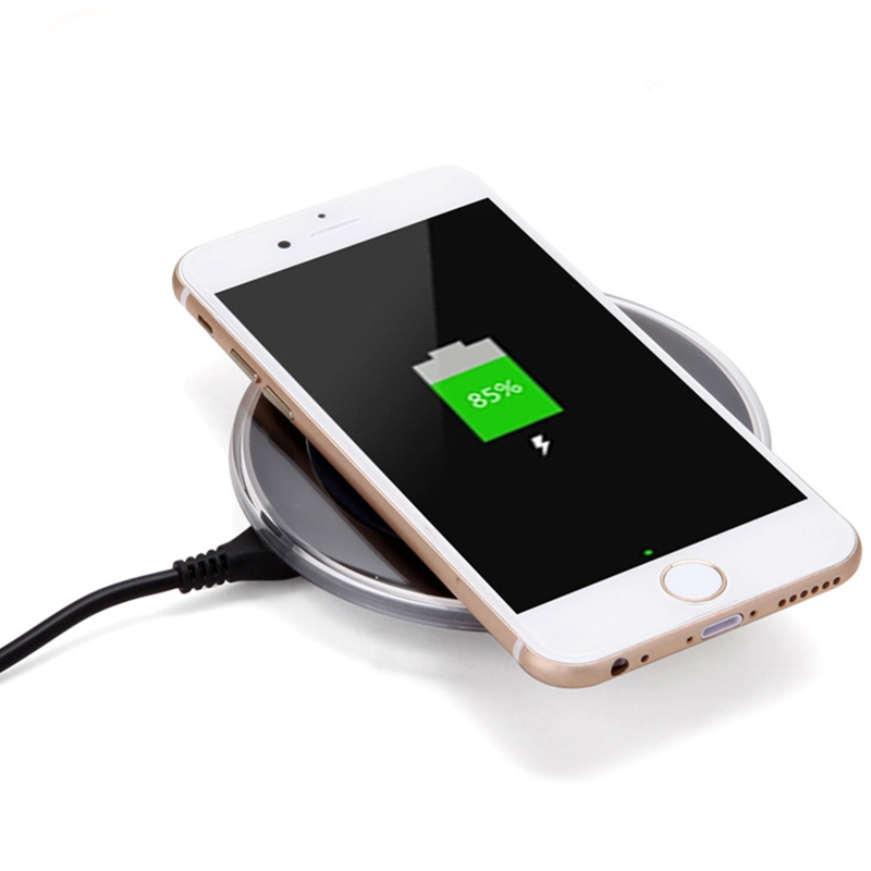 For Samsung S6/S7 Qi Fast Charge Wireless Charger