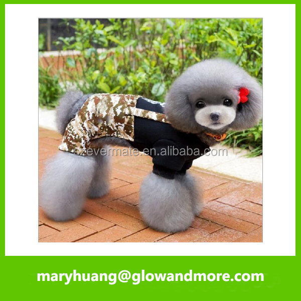 Customized best selling good quality simply dog clothes