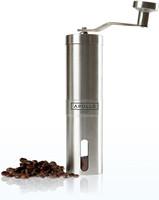manual coffee grinder beans mills Portable Adjustable mini grinder for coffee
