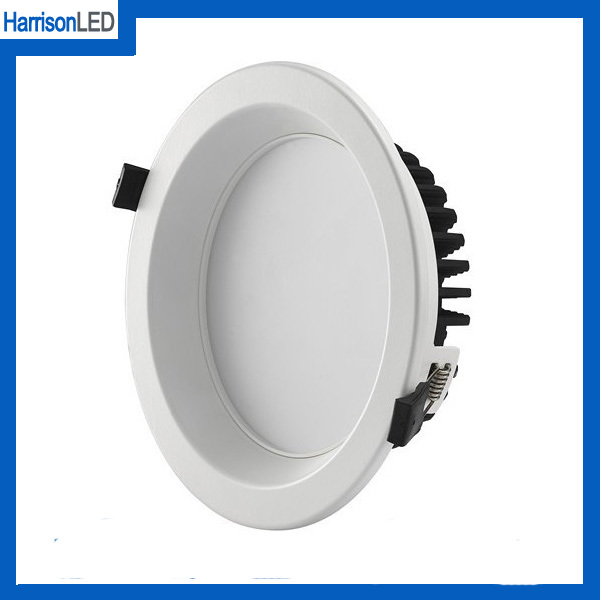 high efficiency 100lm/w dimmable led ceiling spot downlight 12w 15w 18w 30w