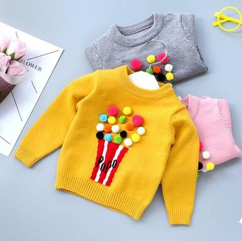 Sh20020a 2017 Autumn Knitting Sweater Patterns Design For Baby Boy
