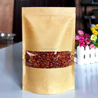 Recycled Kraft Paper Bag Packaging For Tea And Coffee/ Custom Order Coffee Filter Paper Packaging