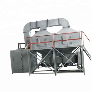 Industry environment protection pulse dust collector