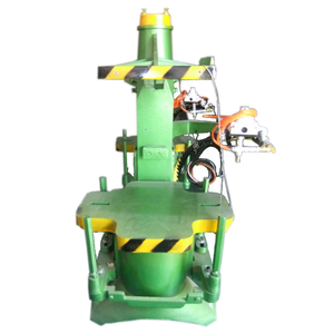 ZJZ1 Pneumatic Jolt Squeeze cast iron moulding machine