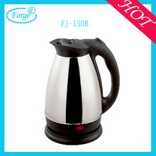 Popular electric kettle with cord and temperature control