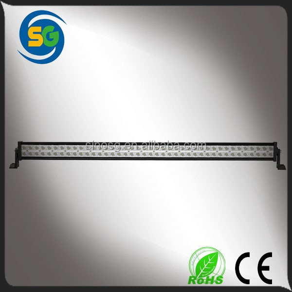 Car decoration accessories 240w led light bar