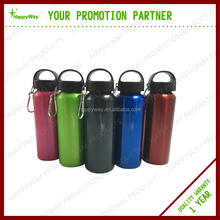 Aluminum Sport Water Bottle With Custom Logo, MOQ100PCS 0301042 One Year Quality Warranty