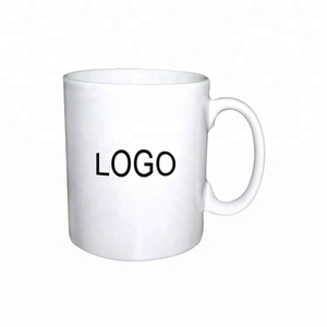 White mugs wholesale printed any colors for coffee