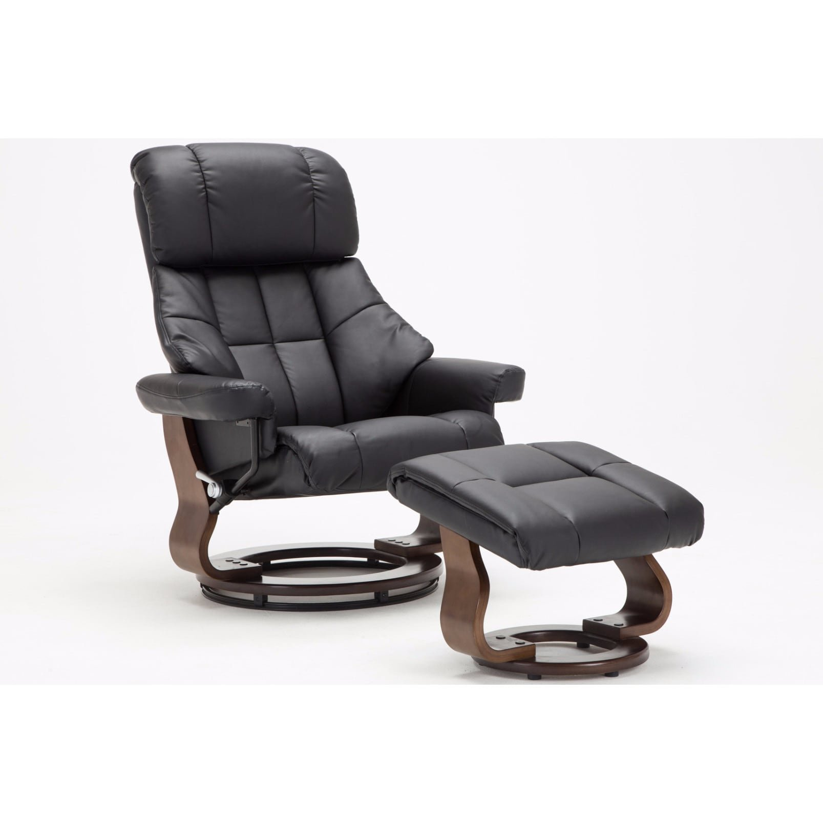 scandinavian black chair products cigno designs leather med
