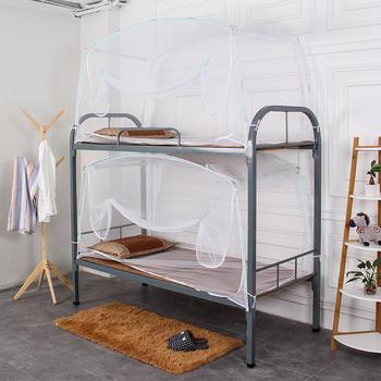 White Sheer Canopy Bed Curtain For Bunk Custom Bulk Mosquito Netting